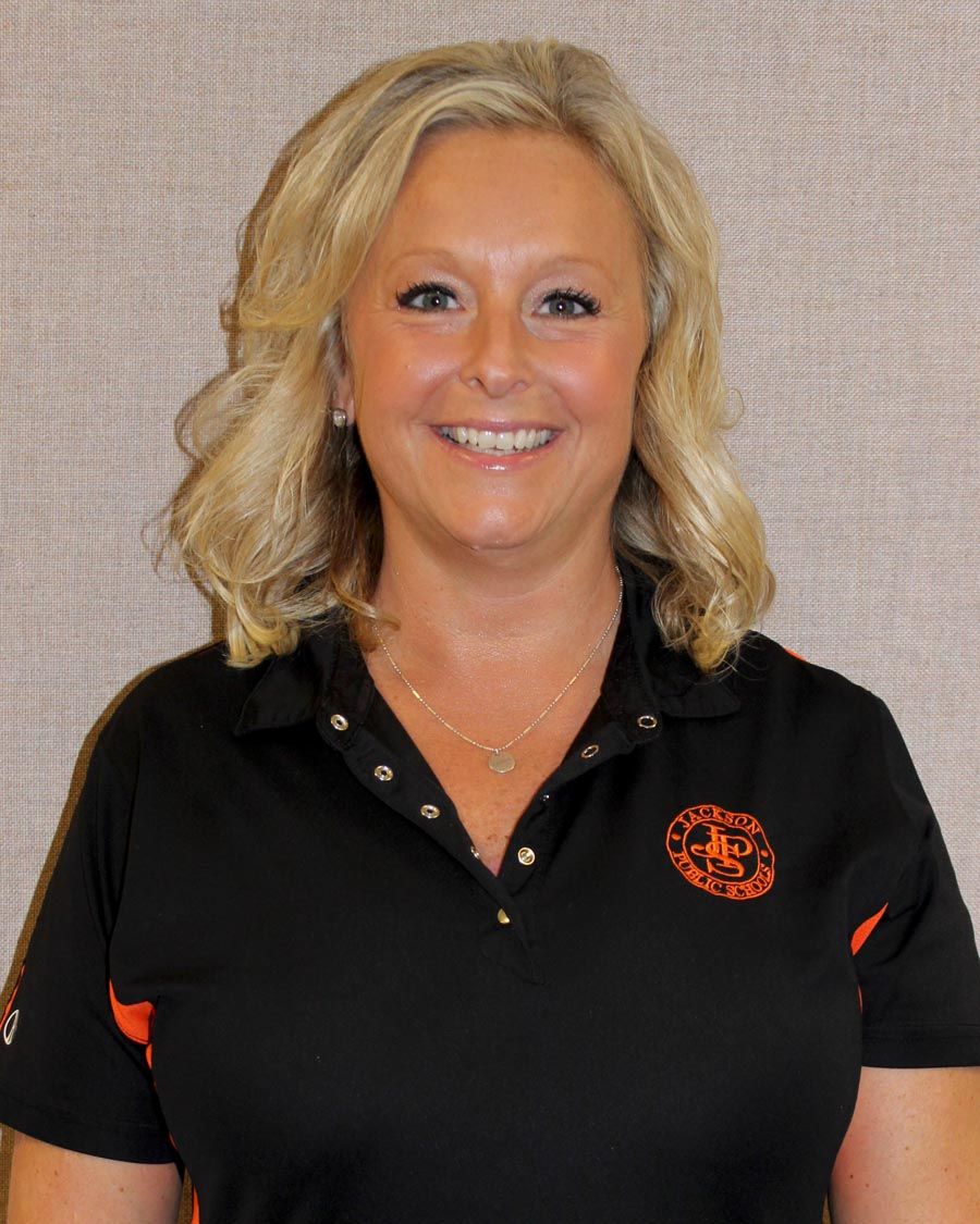Mrs. Krista Jarvey,  Associate Principal