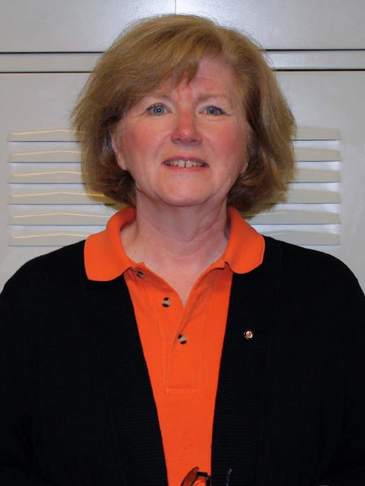 Barbara Baird-Pauli, Principal for Instruction