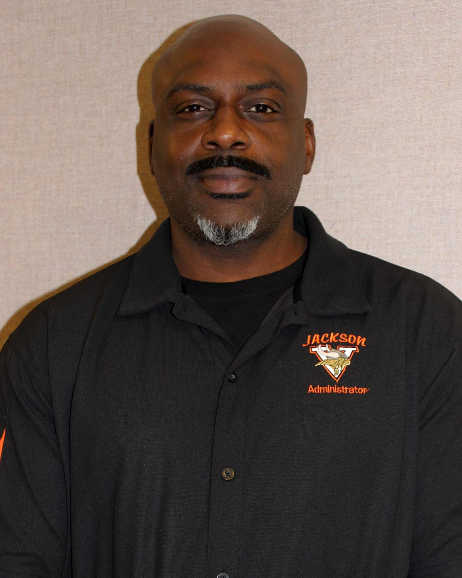 Mr. Anthony Coffie, Assistant Principal