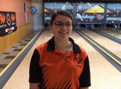 Jackson senior Kaylee Collier named Jackson-area Girls Bowler of the Year