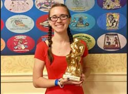 Second-place national finish highlights Academic Games career of Jackson student