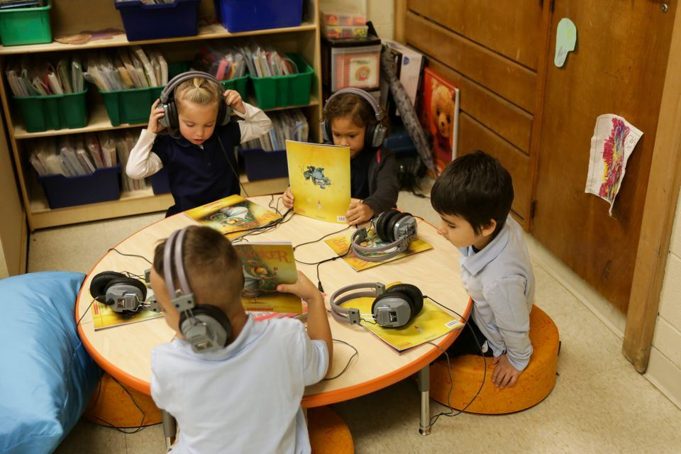 21st-century classrooms take shape at Jackson Public Schools