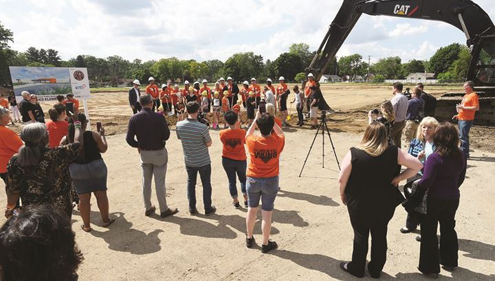 Jackson Public Schools breaks ground on first new school since 1969