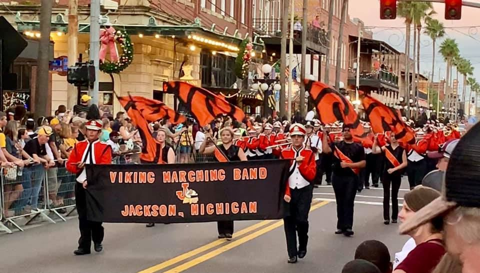 Jackson High bands bring home trophies from 2019 Outback Bowl