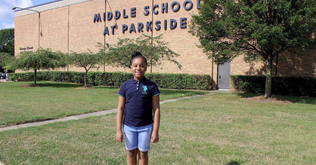 Middle School At Parkside Middle School At Parkside Homepage