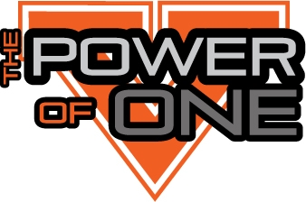 Power of One Logo