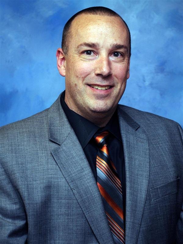 Superintendent, Jeff Beal